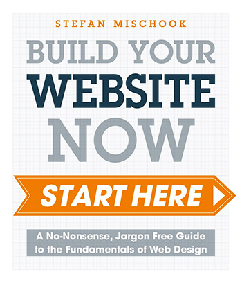 Web Design - Start Here Book Cover